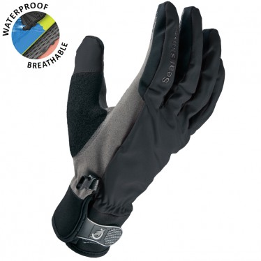 Sealskinz - All Weather Cycle Glove Black