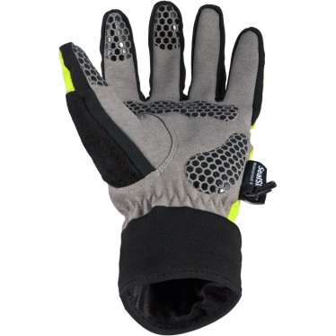Sealskinz -Ladies All Weather Cycle Glove Hi Vis Yellow