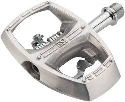 Issi Flip II Silver Pedaler