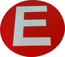 E-märke