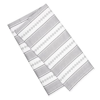 Shyness Runner Bolster White/Grey
