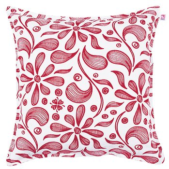 Shyness Cushion Bliss White/Red