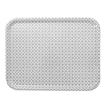 Shyness Tray Destiny 43*33 cm White/Grey