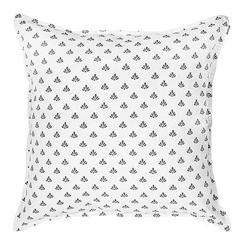 Shyness Cushion Lily White/Grey