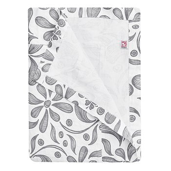 Shyness Table Cloth Bliss White/Grey