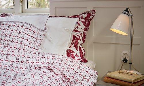 Vakna i en dröm se sängkläder >>