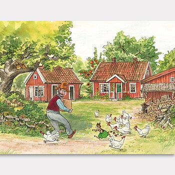 Sven Nordqvist - Familydesign
