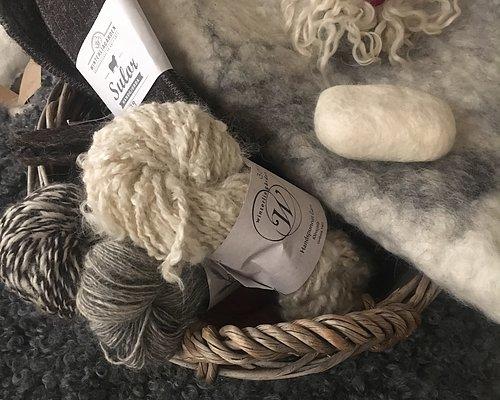 Ullprodukter Handgjort av ull