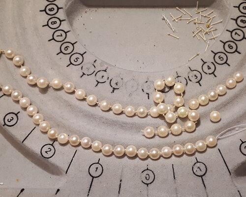 Har du ett trasigt pärlhalsband hemma?