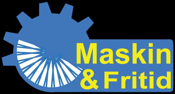 MASKIN & FRITID