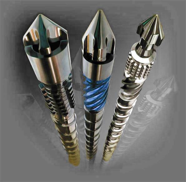 Skruv och Cylinder enheter