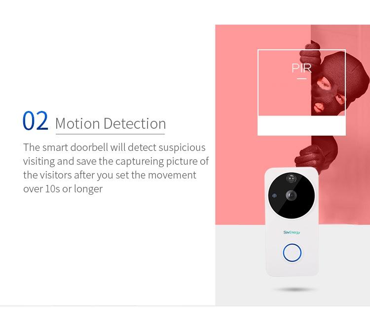 Smart Doorbell IP03